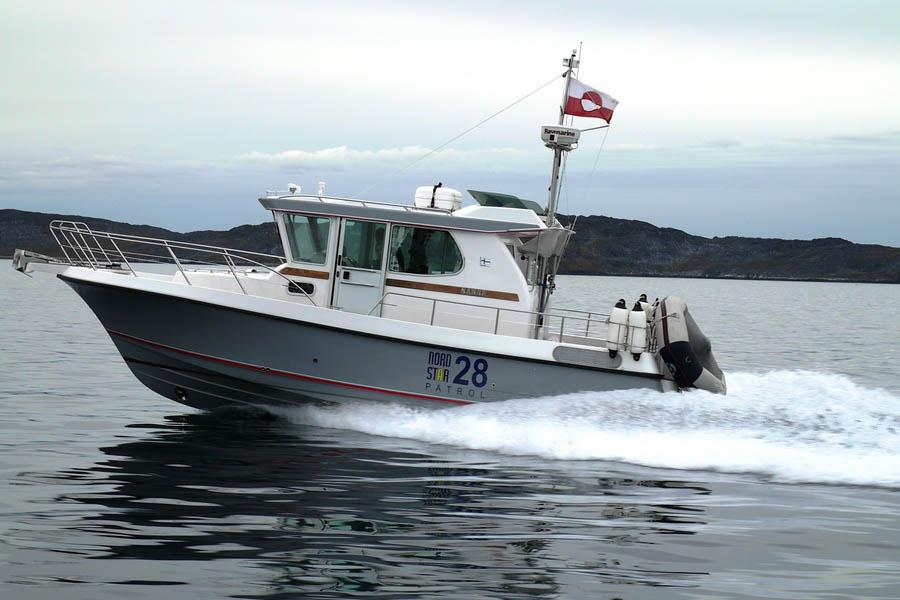 Nord Star 28 Patrol